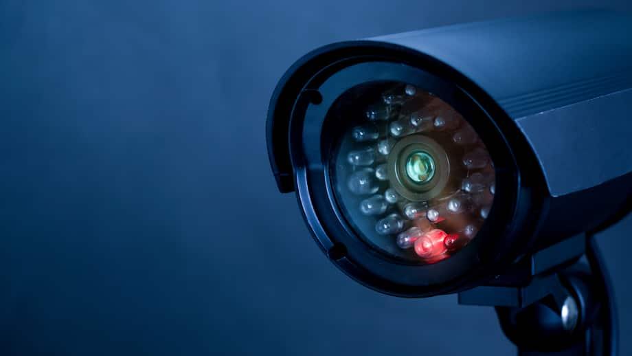 Så fungerar övervakningskamera med zonbevakning